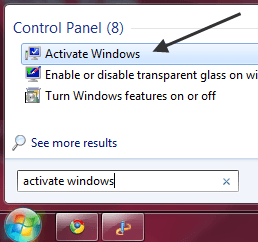 How to understand which windows is genuine or crack quora if your copy of windows 7 is activated and genuine you will ge t a message that says activation was successful and you will see the microsoft genuine ccuart Choice Image