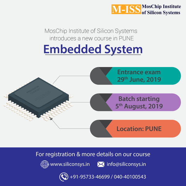 How To Make A Career In Embedded Systems Quora