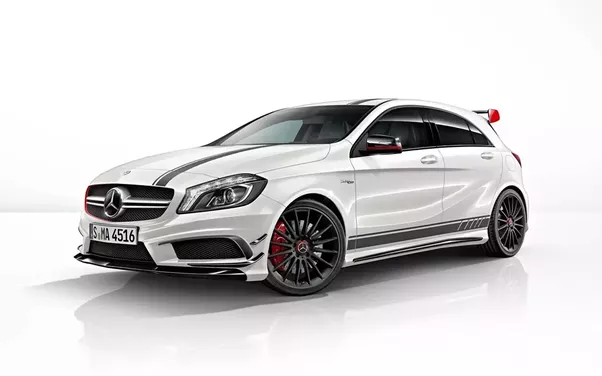 Yes A Class It Is If You Like Your Car Sporty, Stunning Looking And Really  Quick.