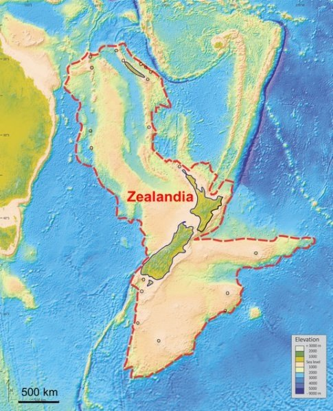 What Continent Does New Zealand Belong To Does It Belong To - Where is new zealand located
