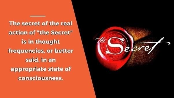 the secret online