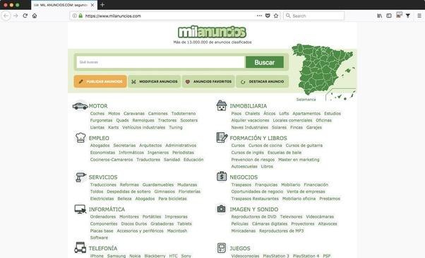 What Is The Spanish Version Of Ebay Quora