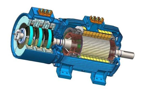 electric generator. Electric Motor :- Is A Type Of Machine Which Converts Electrical Input (energy) Into Mechanical Output (energy). Generator