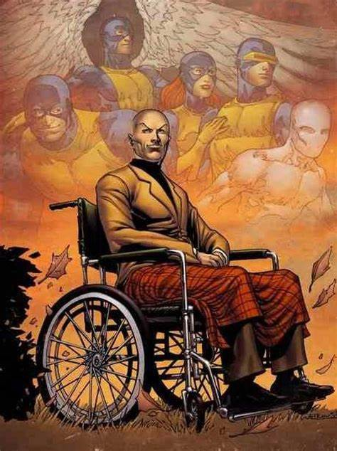 Who Would Win Marvels Professor X Or Dc S Brainwave Quora