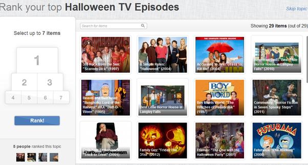 find your favorite episodes here httptop7comtop4261hallowe