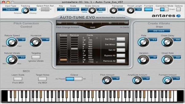 What is the best free Auto-Tune software for Windows 10