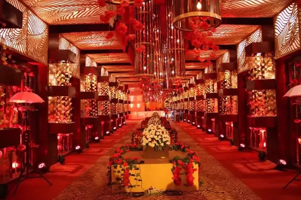 What is the approximate cost of wedding decorators only in india recommend you weddingdoers where you can find the luxury wedding decorators india wedding decorations on a budget and at best and affordable prices junglespirit Images