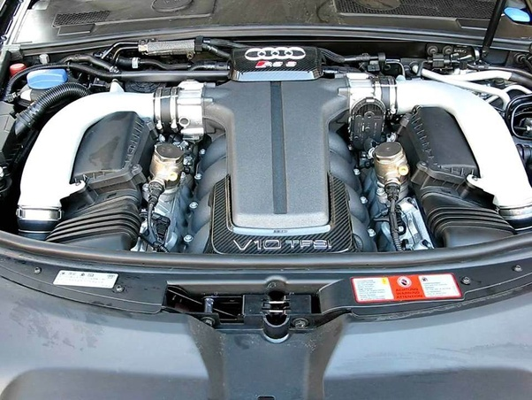 Is Lamborghini really using Audi's engine? Doesn't Lamborghini make their  own engines? - Quora | Audi A8 V1 0 Engine Diagram |  | Quora
