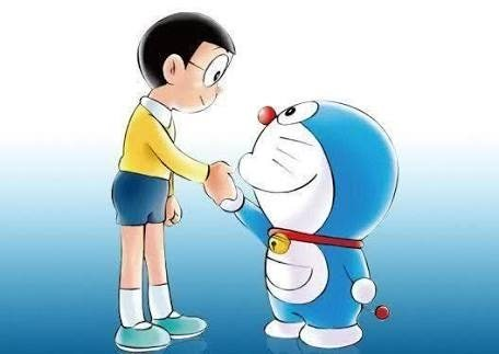 how did nobita meet doraemon quora