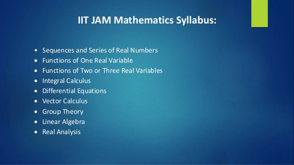 What are the best books for preparing for the IIT JAM Maths exam