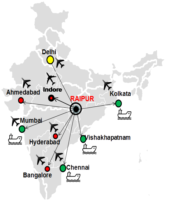 Ideally, where should India's capital be re-located? - Quora on