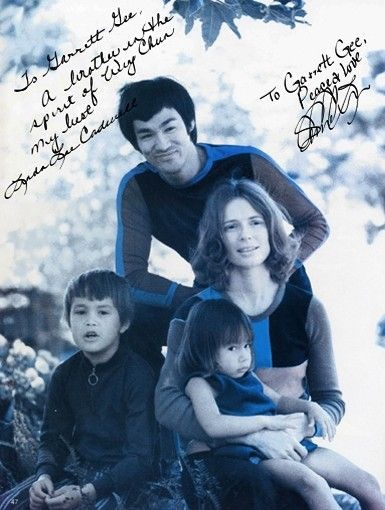 What did Bruce Lee's wife do to him? - Quora