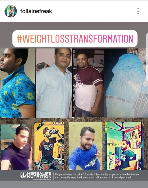 Can I buy Herbalife products for weight loss from Amazon? Is