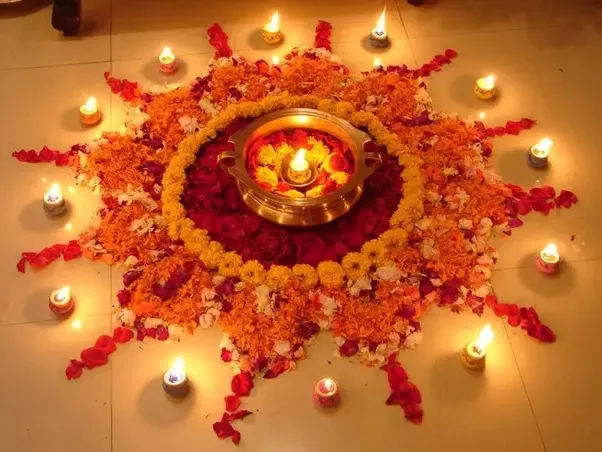 Diwali Lamps Decoration Bright Ideas For Diwali Floating Diyas