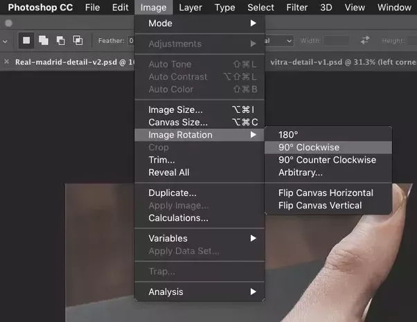 How To Change A Picture From Portrait To Landscape In Photoshop Quora