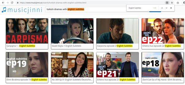 Where can I download Turkish drama with English subtitles? - Quora
