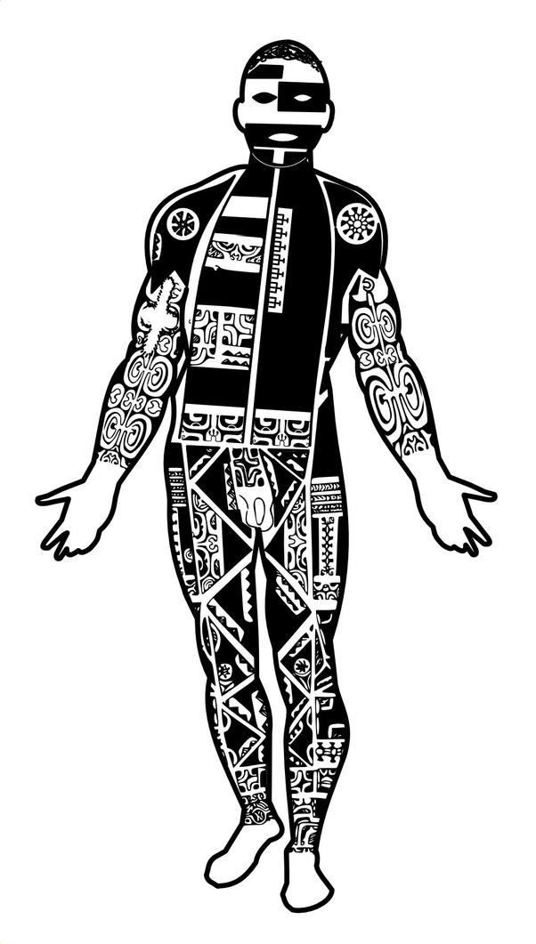 What Do Solid Black Armband Tattoos Symbolize Quora