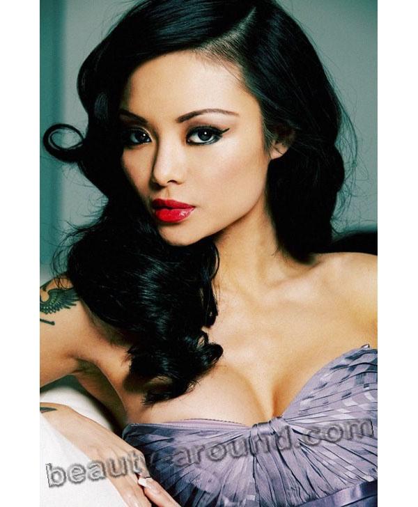 Top-20 Beautiful Vietnamese Women. Photo gallery   Global