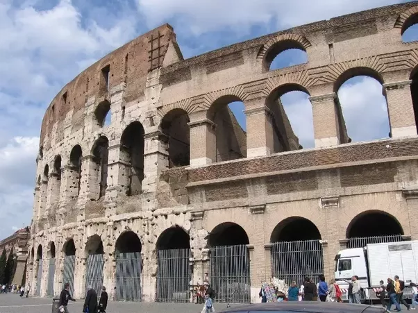 What Are The Colosseum Materials?