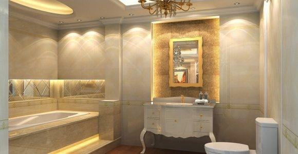 If You Have A Huge Bathroom You Can Opt For N Number Of Designs