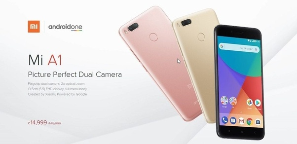 Will the Xiaomi Mi A1 (Android One) receive Android 9 (Pie)? How