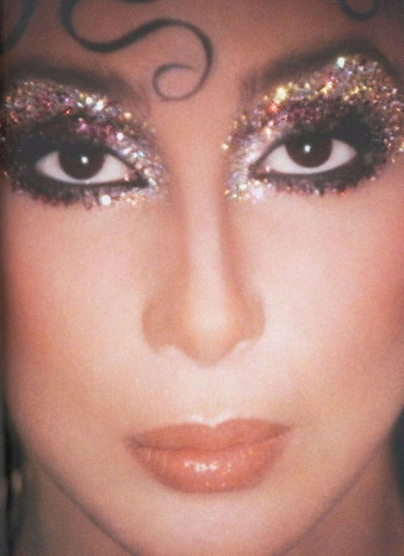 Did People Wear Sparkly Eye Makeup At Discos Quora