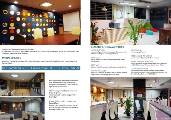 Charmant For More Details Visit: Coworking Space And Shared Office Space In Bangalore