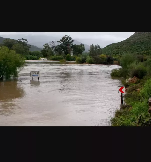 what rivers are in south africa
