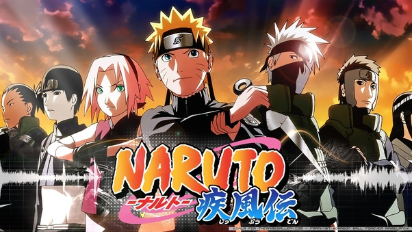 What's a good anime to start watching if I'm a fan of Naruto