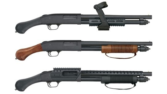 Is The Mossberg Shockwave Practical For Home Defense Quora