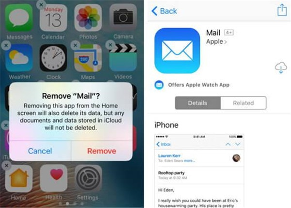 What do you do if the mail icon disappears on your iPhone? - Quora
