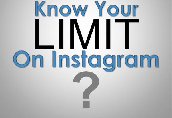 What are the total limits of follow/unfollow on Instagram