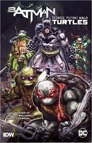 Why don't we see the Teenage Mutant Ninja Turtles in Marvel