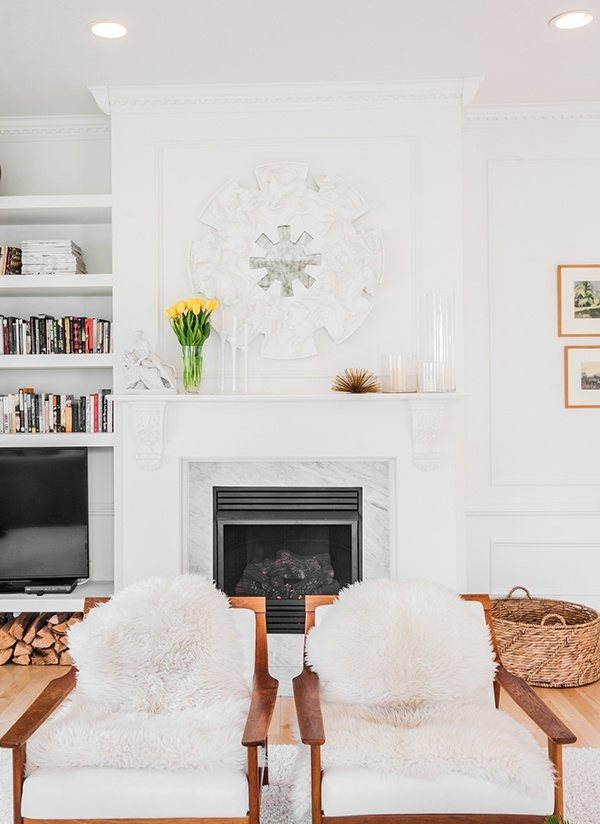 Im Totally In Love With Melissa Mirandas House Transformation Boston US The Fresh New Interior Of Her Home Creates Artistically Intimate Dialogues