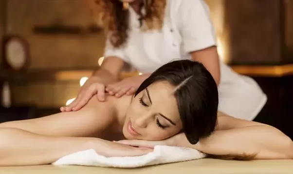 massages with sexual Full relief body