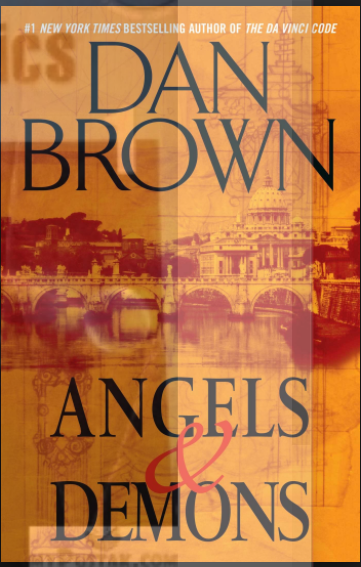 The Best Sequence To Follow While Reading DAN BROWN Book Is 1 Angles And Demons 2 THE DAVINCI CODE