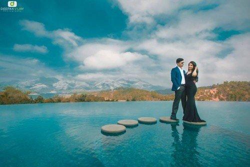 Deepak Vijay Photography Best Wedding Photographers And Pre Wedddiing Photographer In Bangalore All Over India