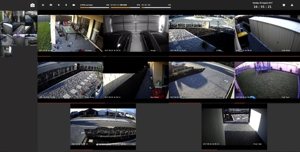 What is a good PC-based/IP-Camera video surveillance software for a
