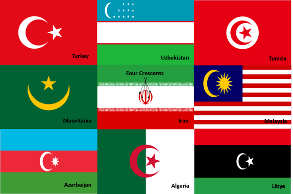 Ottoman Empire Flag During Ww1 What was the sy...