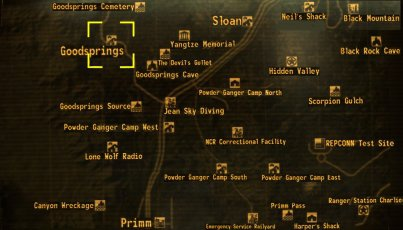 Why don\'t more people live in Goodsprings from Fallout: New ...