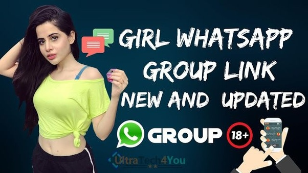How to get a girls' WhatsApp group link on WhatsApp - Quora