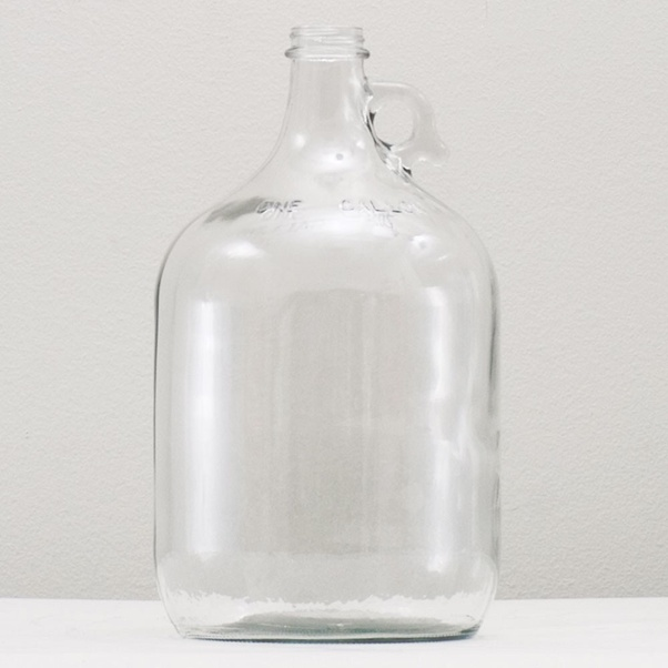 How many bottles of water are in a gallon? - Quora