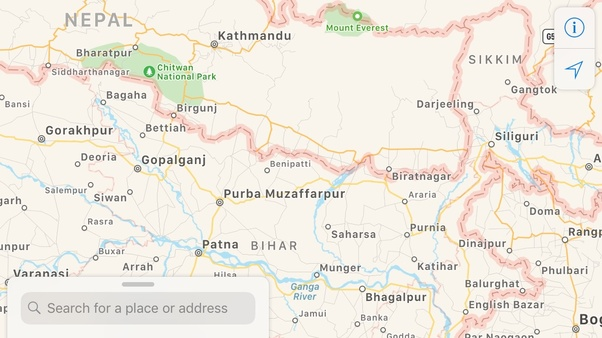 I will visit Nepal on August  Is there a bus from Patna straight to