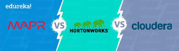What are the differences between Hortonworks, Cloudera and