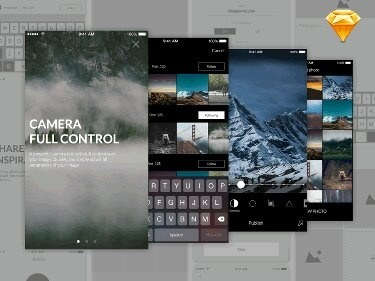 Where can i find best android app templates quora ltheme 20 best app designs free template maxwellsz