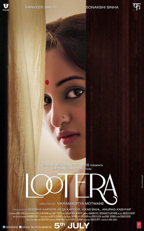 What is your review of Lootera (2013 movie)? - Quora