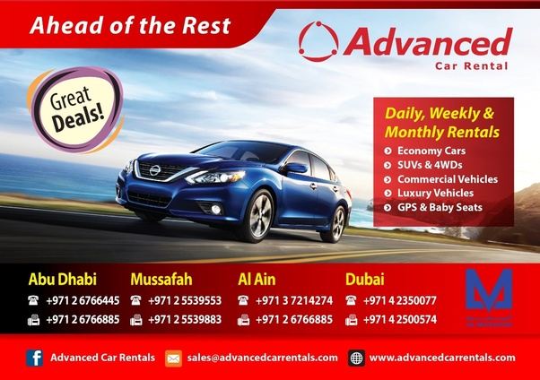 Monthly Rental Car >> Which Company Is Providing Cheap Car Rental Service In Dubai Quora