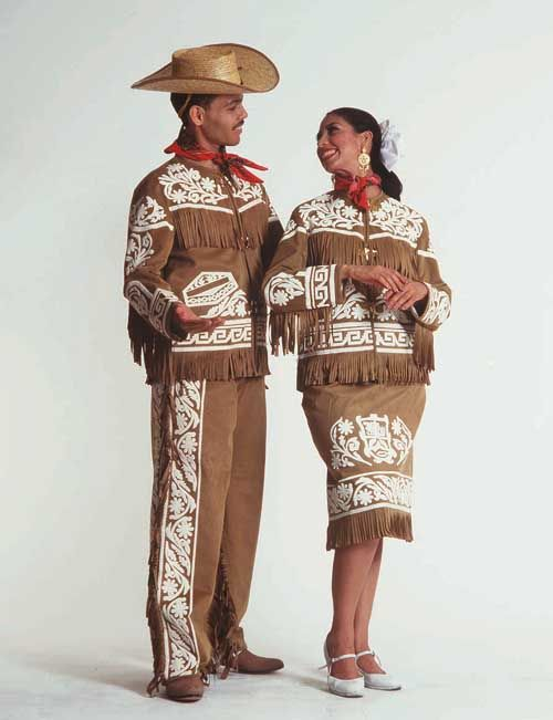 what does mexico s national costume symbolize quora