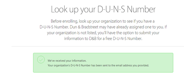 Dun & Bradstreet - iUpdate