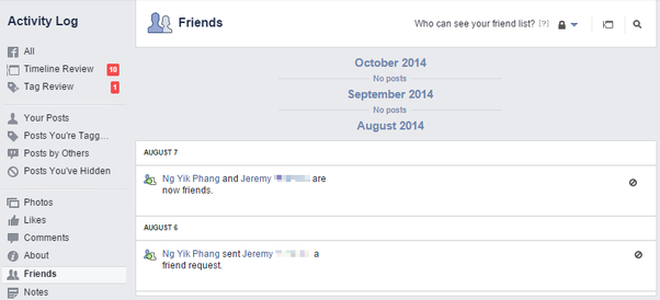 How can i find a friend on facebook